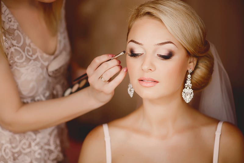 Wedding hair styling for you big day!