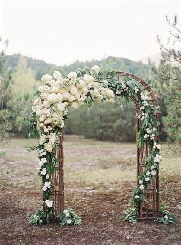 Wedding Arch Concept