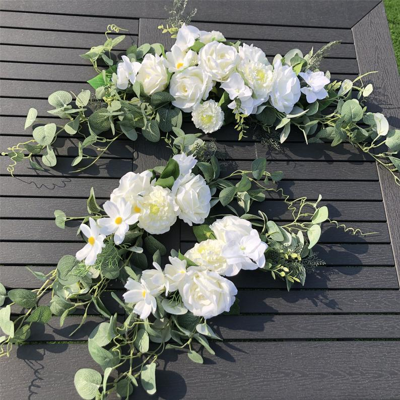 Wedding Arch - sections for head tables